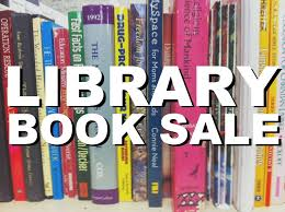 Annual Library   Book Sale and Cafe