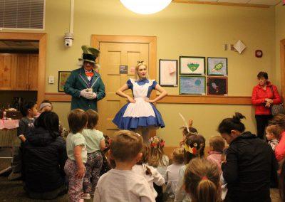 Alice's Unbirthday Tea Party 2019